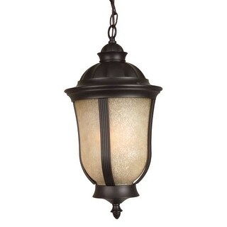 Craftmade Z6111 Franc?s II 2 Light Lantern Outdoor Pendant - 9.5 Inches Wide