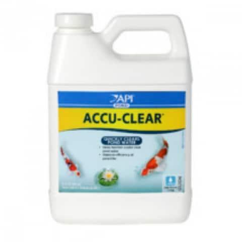 API 142G PondCare Accu-Clear Pond Clarifier, 32 Oz