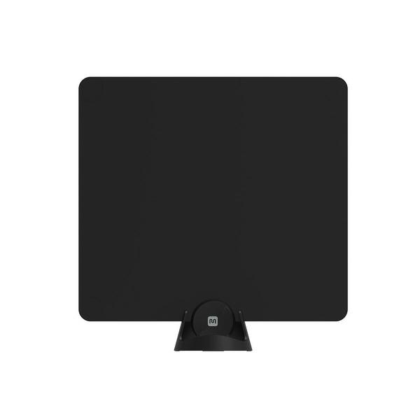 Monoprice Large Paper Thin HDTV Antenna, 35 Mile Range