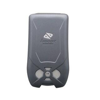 OEM Motorola Nextel i855 Standard Battery Door - Gray