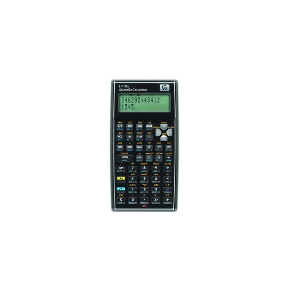 HP 35S Scientific Calculator F2215AA#ABA 35S Scientific Calculator