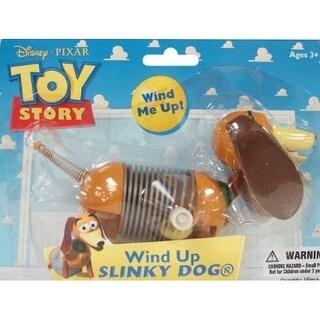 Toy Story Wind Up Slinky Dog Toy