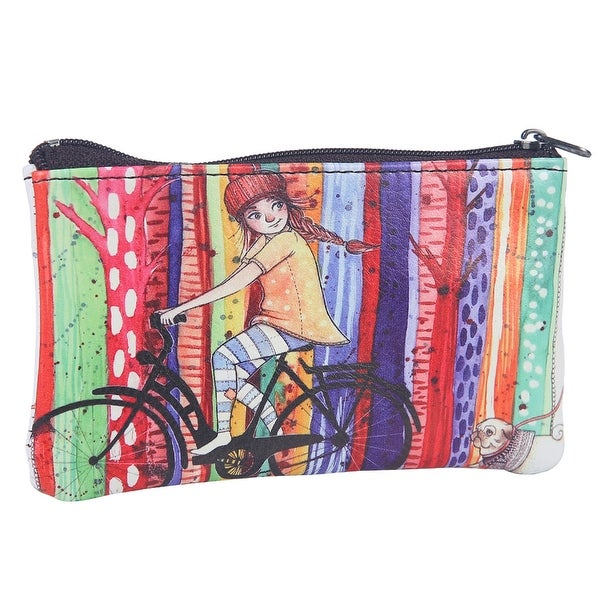 Mad Style Bicycle Ride Key and Fob Holder - Multi