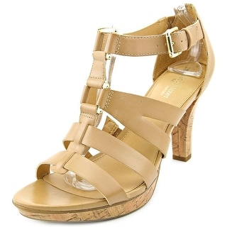 Naturalizer Dafny Women Open Toe Leather Sandals