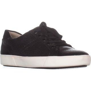 naturalizer Morrison Low Rise Fashion Sneakers, Black Iridescent
