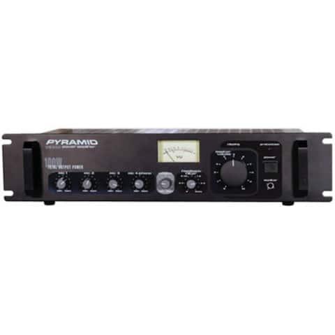 PYRAMID PYRPA305B Pyramid PA305 Amplifier With Microphone Mixer