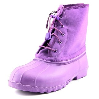 Native Jimmy Junior Youth Round Toe Synthetic Rain Boot