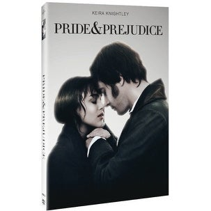 Pride & Prejudice / Fifty Shades Freed [DVD]