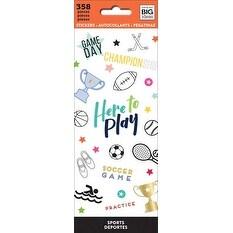 Sports - Me & My Big Ideas Stickers