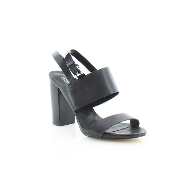 Michael Kors Arden Sandal Women's Sandals & Flip Flops Black