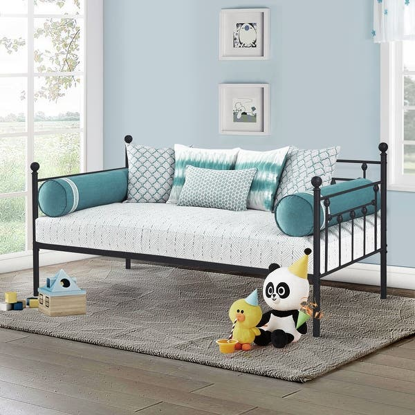 Trundle Platform Bed Twin Size Daybed