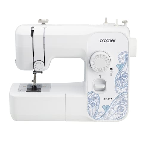 Brother LX3817 17-Stitch Full-size Sewing Machine Refurbished