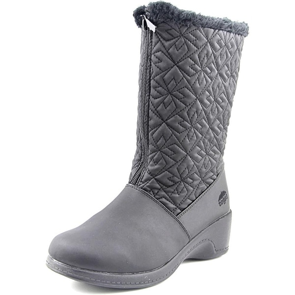 Totes Jonie Round Toe Synthetic Snow Boot