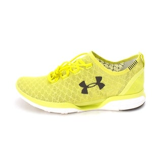 Under Armour Mens UA charged coolswitch run Low Top Lace Up Fashion Sneakers