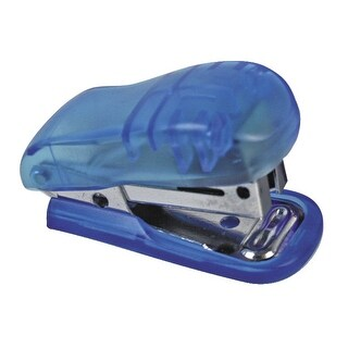 The Pencil Grip Mini Stapler, Standard Staples, 5 Sheets, Assorted Color