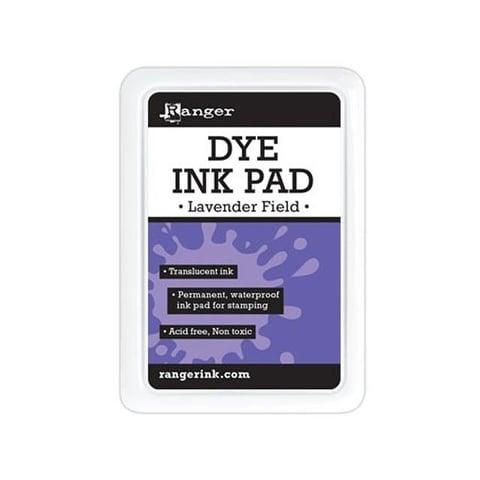 Ranger Dye Ink Pad Lavender Field