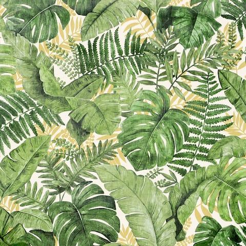 Arthouse Jungle Canopy Unpasted Non-Woven Wallpaper