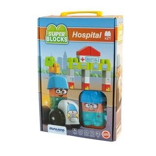 Super Blocks Hospital Set