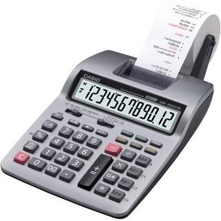 Casio - Hr100tm - 12 Digit Printing Desktop Calc