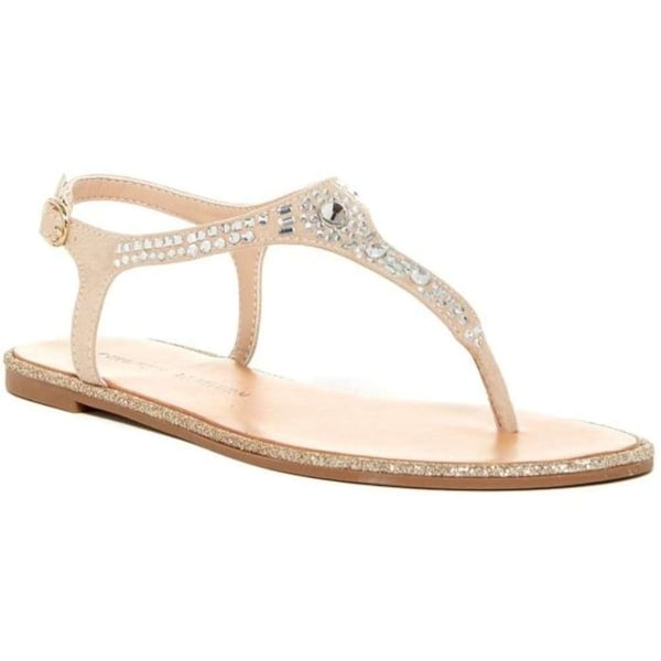Chinese Laundry Womens Gracious Open Toe Casual Ankle Strap Sandals