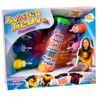 Twisted Tie Dye Machine - multi