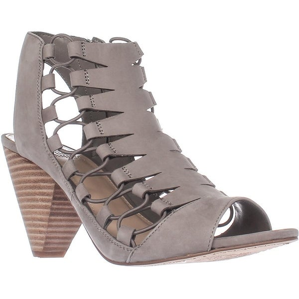 Vince Camuto Eliaz Strappy Dress Sandals, Ancient Stone