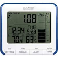 La Crosse Technology 724-1710 Wireless Rain Center