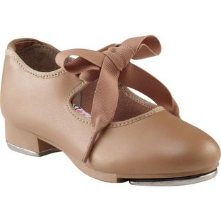 Capezio Dance Girls' Jr. Tyette N625 Caramel