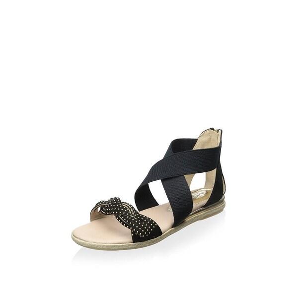 Cordani Womens Ibiza Fabric Open Toe Casual Sport Sandals - 7.5