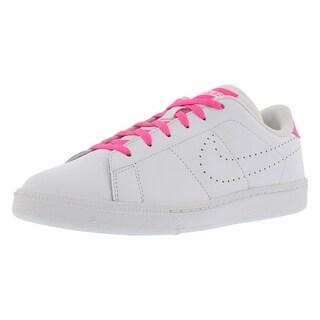 Nike Tennis Classic Premium (Gs) Casual Junior's Shoes