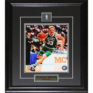 Midway Memorabilia Larry Bird Boston Celtics 8X10 Frame