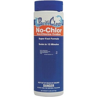 Water Techniques 2Lb No-Chlor Shock F024002024PC Unit: EACH Contains 12 per case