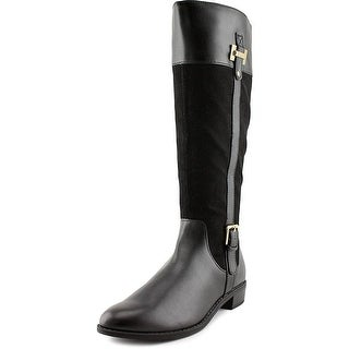 Karen Scott Womens DELIEE Round Toe Knee High Riding Boots (2 options available)
