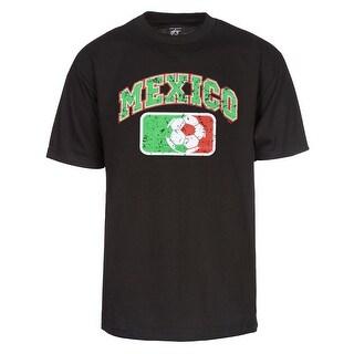 Mexico Soccer Cotton T Shirt