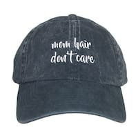 David & Young Women's Cotton Mom Hair Don't Care Baseball Cap