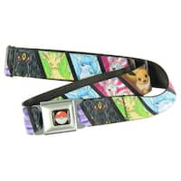 Pokemon Seatbelt Belt-Holds Pants Up