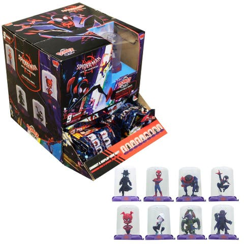 Marvel Spider-Man Spiderverse Domez Collectible Figure - One Random - Multi