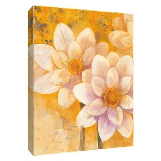 "PTM Images 9-154701  PTM Canvas Collection 10"" x 8"" - ""Sunshine Daffodils I"" Giclee Daffodils Art Print on Canvas"