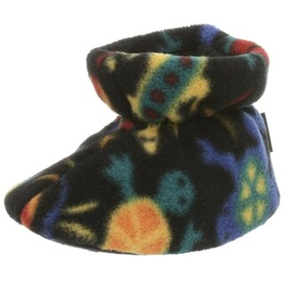 Acorn Bootie Slippers Fleece Infant