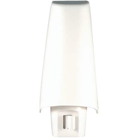 Ge 52194 Incandescent White Shade Night-Light