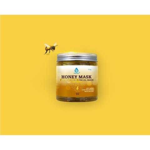 Pursonic All Natural Honey Facial Mask for All Skin Types
