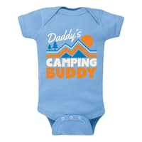 Daddys Camping Buddy - Infant One Piece