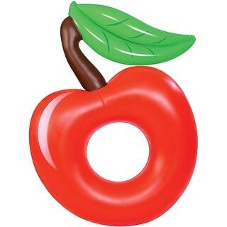"Inflatable 68"" Cherry Pool Float - Multi"