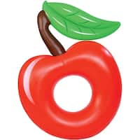 "Inflatable 68"" Cherry Pool Float - Multi"