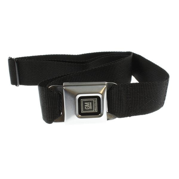 GM Seatbelt Belt SBB Strap Color: Black