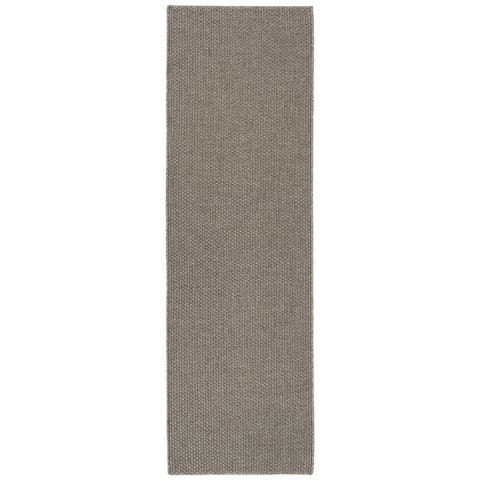 The Curated Nomad Kupang Indoor/Outdoor Flatweave Rug