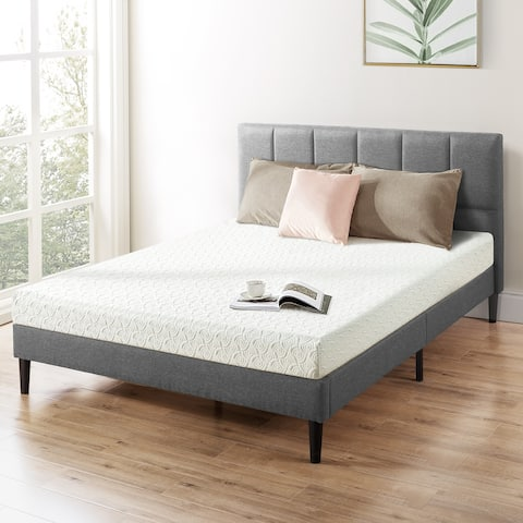 Crown Comfort 7-inch Gel Memory Foam Mattress