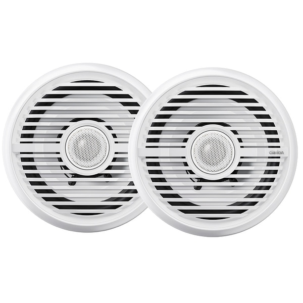 "Clarion CMG1722R 7"", 2-Way, 100W Water Resistant Coax Speakers"
