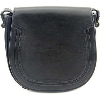 French Connection Devin Crossbody Synthetic Messenger - Black