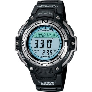 Casio sgw100-1v twin sensor watch